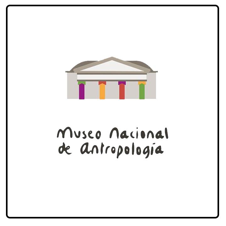 Logo_Museo Nacional de Antropología-2